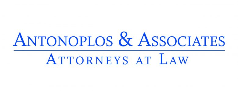 Antonoplos & Associates Law Firm Logo