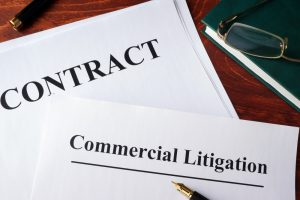 Comercial Litigation contract litigation contract disputes business lititgation